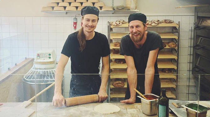 Bagaren och Bonden i Malmö